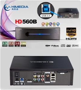 Picture of HD560B-T 1080P Networked Media Centre